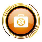 Rescue Kit Symbol — Stockfoto