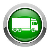 Delivery icon — Stock fotografie