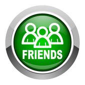 Friends icon — Photo