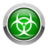 Virus icon — Stock Photo