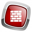 Firewall icon — Stock Photo #27715343