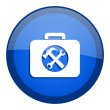 Toolkit icon — Stock Photo #27791095