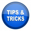 Stock Photo: Tips icon