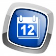 Stock Photo: Planner icon