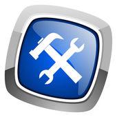 Tools icon — Stock Photo