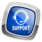 символ поддержки — Стоковое фото