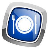 символ ресторана — Стоковое фото