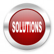 Solutions icon — Stock Photo #28132645