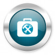 Toolkit icon — Stock Photo #28247057