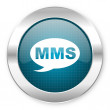Mms icon — Stock fotografie #28247247