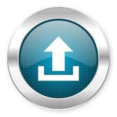Upload icon — Stock Photo