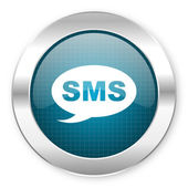 Pictogram Sms — Stockfoto