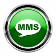 Mms icon — Stock fotografie #29636589