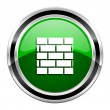 Firewall icon — Stock Photo #29636665