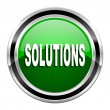 Solutions icon — Stock Photo #29637137