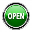 Open icon — Stock Photo #29637181