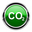 Carbon dioxide icon — Stock Photo #29638055