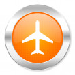 Stock Photo: Airport icon