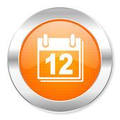 Planner icon — Stock Photo