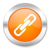 Chain icon — Stock Photo