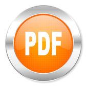 Pdf simgesini — Stok fotoğraf
