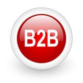 символ b2b — Стоковое фото