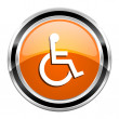 Accessibility icon — Stock Photo #30415359