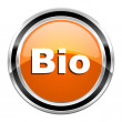 Bio icon — Stock Photo #30415501
