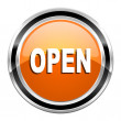 Open icon — Stock Photo #30415529