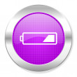 Battery icon — Stock Photo #30561585