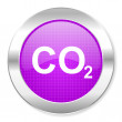 Carbon dioxide icon — Stock Photo #30561979
