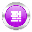 Firewall icon — Stock Photo #30562641