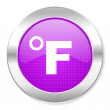Fahrenheit icon — Stock Photo #30563223