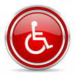 Accessibility icon — Stock Photo #30753407