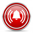 Alarm icon — Stockfoto #30753549
