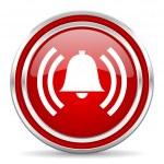 Alarm icon — Stock Photo #30753549