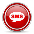 Stock Photo: Sms icon