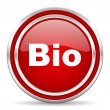 Bio icon — Stock Photo #30755547