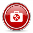 Toolkit icon — Stock Photo #30755591