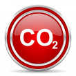 Carbon dioxide icon — Stock Photo #30755893