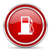 Fuel icon — Stock Photo