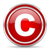Copyright ikonen — Stockfoto