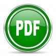 Stock Photo: pdf icon