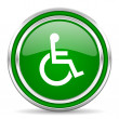Accessibility icon — Stock Photo #30821181