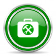 Toolkit icon — Stock Photo #30821341