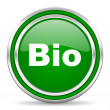 Bio icon — Stock Photo #30821397
