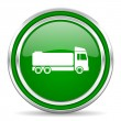 Truck icon — Stock Photo