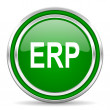 Stock Photo: Erp icon