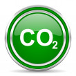 Carbon dioxide icon — Stock Photo #30822649