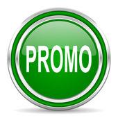 ícone de promoção — Foto Stock
